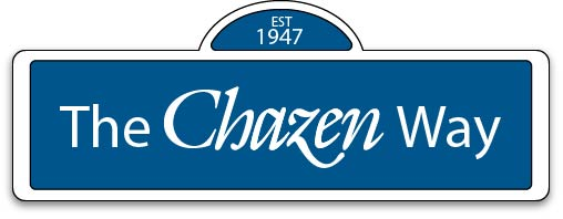 The Chazen Way