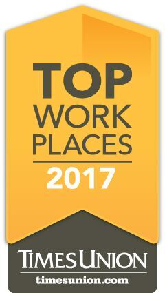 Top Work Places - Times Union 2017