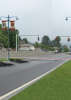 Lake George Gateway