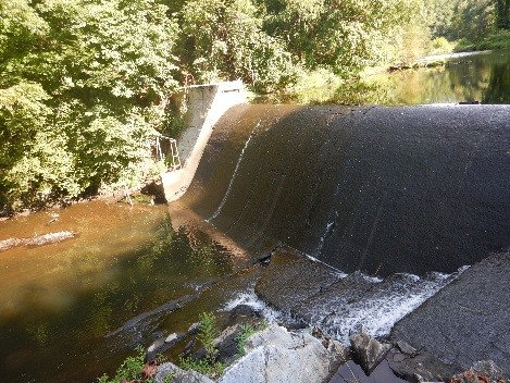 Hollowbrook Dam