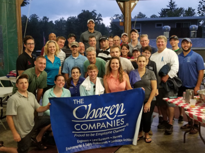 Chazen Companies Golfs to Give Back
